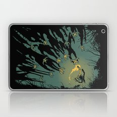 Zombie Shadows Laptop & iPad Skin