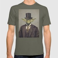 Sir Yodington  Mens Fitted Tee Lieutenant SMALL