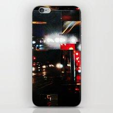 CALZADA DE NOCHE iPhone & iPod Skin