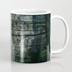 Textured Trees Mug