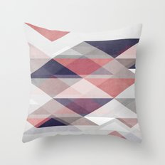 Nordic Combination I Throw Pillow