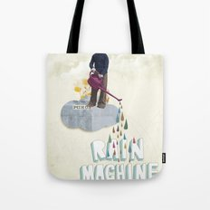 Rain Machine Tote Bag
