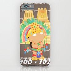 Moctezuma Xocoyotzin iPhone 6s Slim Case
