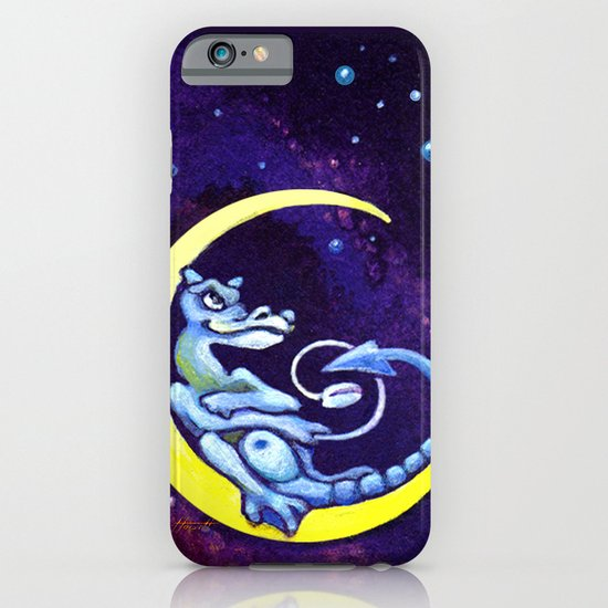 Midnight Surfer iPhone & iPod Case