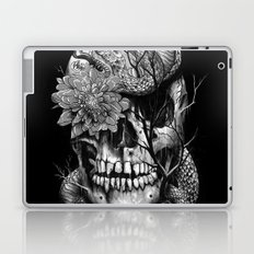 Snake and Skull Laptop & iPad Skin