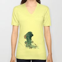 SPROUT AND THE BEAN Unisex V-Neck