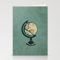 Travel On Stationery Cards