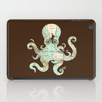 All Around The World iPad Case