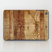 Wood Photography iPad Case