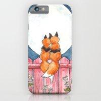 Fox Sweethearts iPhone 6 Slim Case