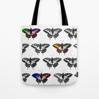 Butterflies 2 Tote Bag
