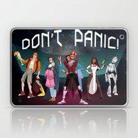 Don't Panic! Laptop & iPad Skin