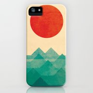 The Ocean, The Sea, The … iPhone (5, 5s) Slim Case