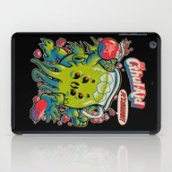 iPad Case featuring CTHUL-AID by BeastWreck