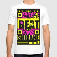 Beat Wins K U R - Shiran… Mens Fitted Tee White SMALL