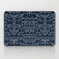 Wave Of Cats iPad Case