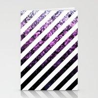 Blendeds VI Cross Lines Stationery Cards