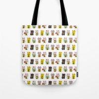 Lucky Cat / Maneki Neko Tote Bag