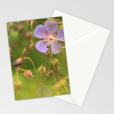 Wild Geranium 3900 Stationery Cards