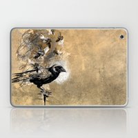 crow's soul Laptop & iPad Skin