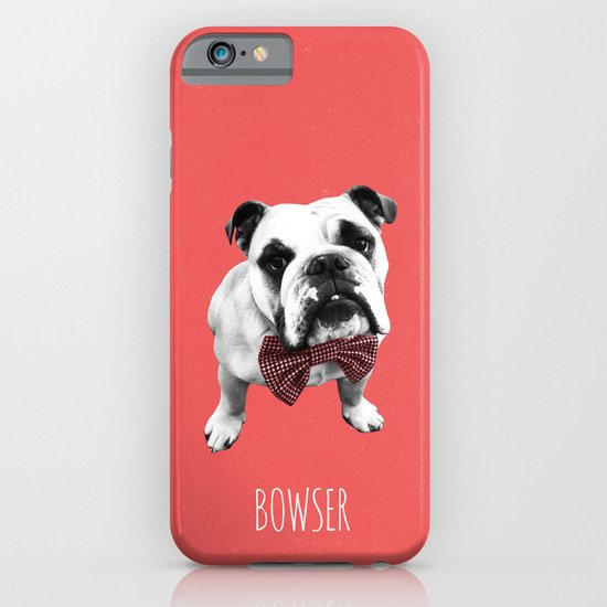 Red Bowser iPhone & iPod Case