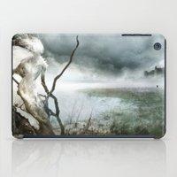 Dame Blanche Pour Châte… iPad Case