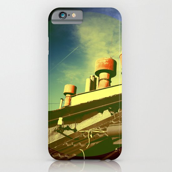 And Even The Sky Was Golden iPhone & iPod Case