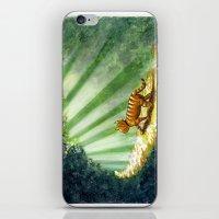 Sunshine Charlie iPhone & iPod Skin