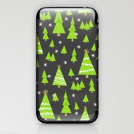 Jolly Forest iPhone & iPod Skin