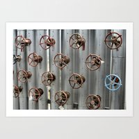 Industrial Art Print
