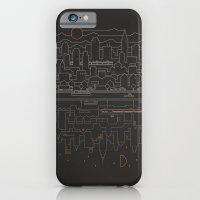 City 24 iPhone 6 Slim Case
