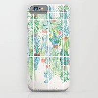 Winter in Glasshouses II iPhone 6 Slim Case