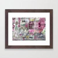 The Soul Of A Journey  Framed Art Print