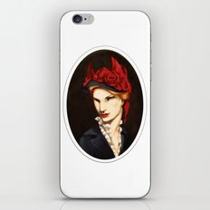 The Fox (& the Gingerbread Man) iPhone & iPod Skin