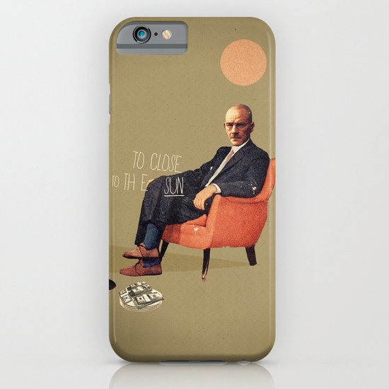 Flying Too Close To The Sun | Breaking Bad | Collage iPhone & iPod Case
