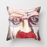 Breaking Walter // Break… Throw Pillow