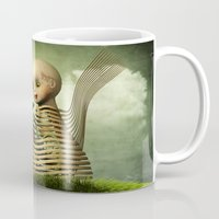 The Open Cage Mug