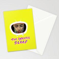 The Anxious Sleep Stationery Cards