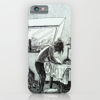 iPhone & iPod Case featuring 梦茶 by mloyan