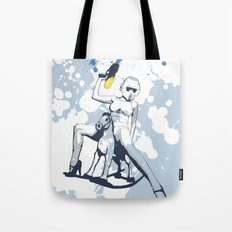 Scout Squirt Tote Bag