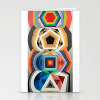Primary Totem Stationery Cards