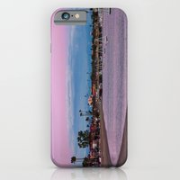 iPhone & iPod Case featuring Belmont Shore Bay by Brian Walsh