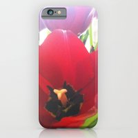 iPhone & iPod Case featuring Two Lips by Amy K. Nichols