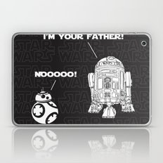 I'm your father! Laptop & iPad Skin