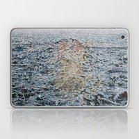 Swimming Under The Rain Laptop & iPad Skin