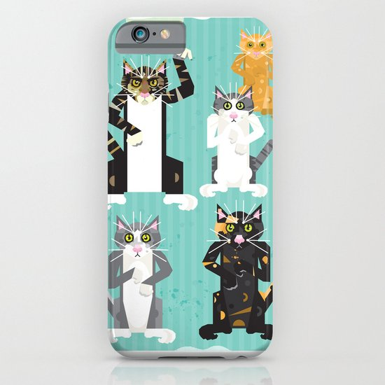 Cats I have known iPhone & iPod Case