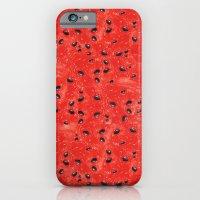 Watermelon Pattern iPhone 6 Slim Case