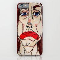 iPhone & iPod Case featuring Iggy Pop by Sasquatch