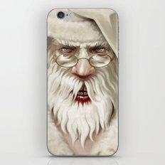 Santa's Secret iPhone & iPod Skin