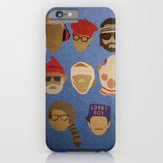 Wes Anderson Hats iPhone 6 Slim Case